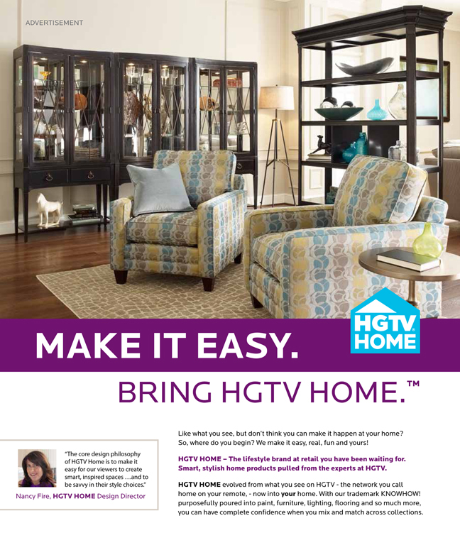 Design Works Creative Director To Appear In HGTV HOME