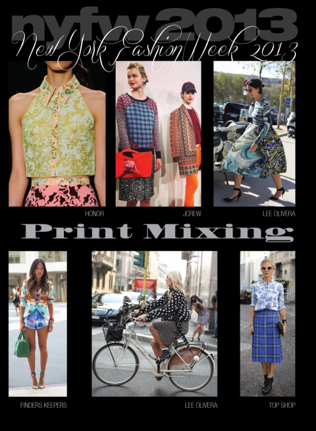 Print-Mixing
