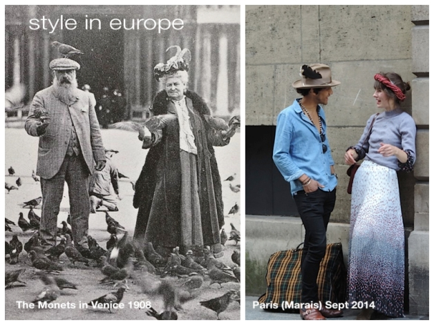 Style in Europe