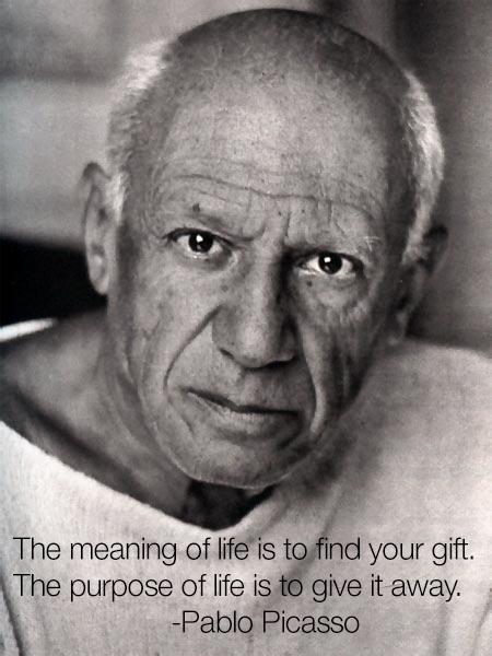 Picasso-Quote