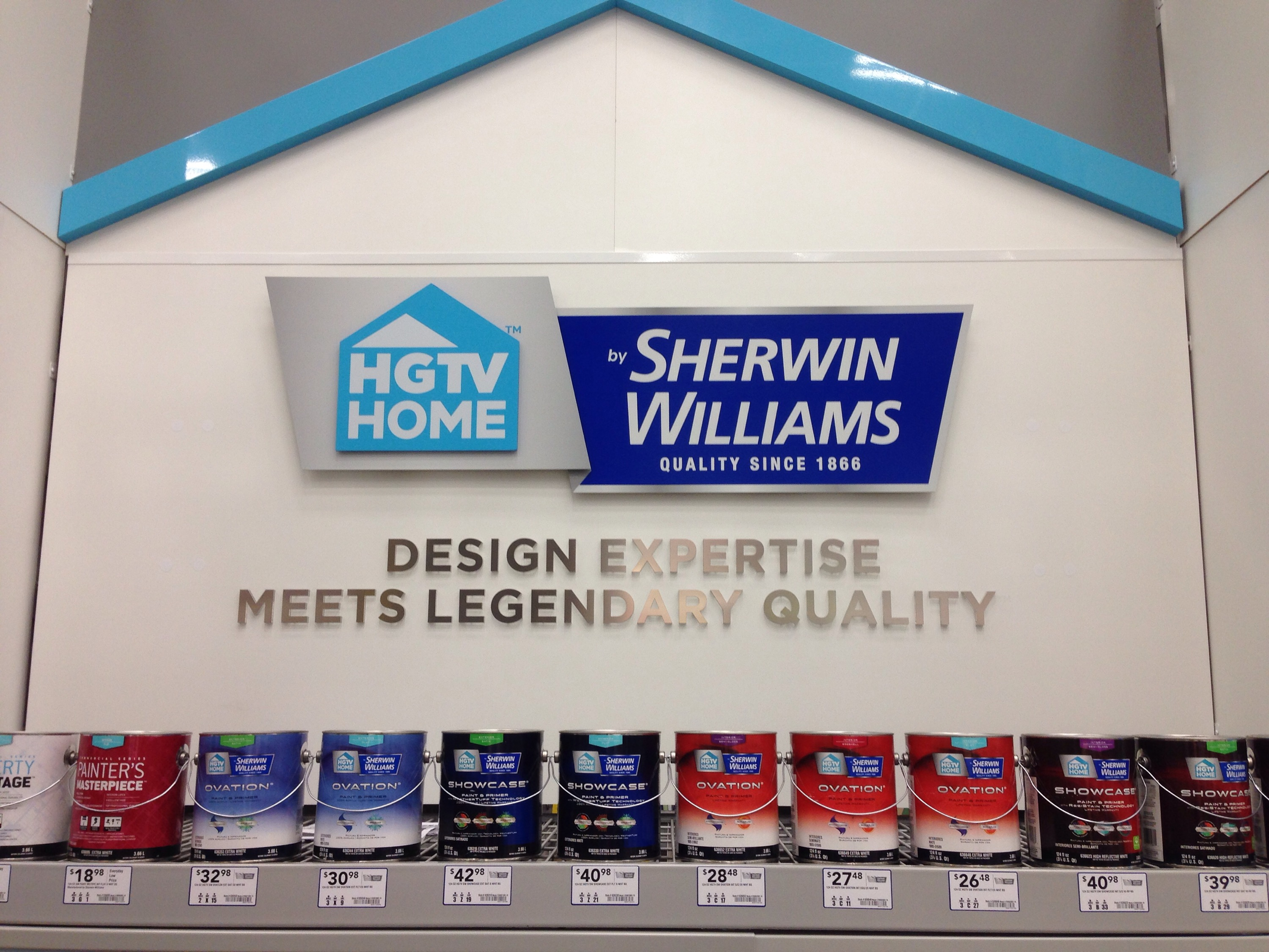 hgtv home paint collections by sherwin williams at lowe u2019s
