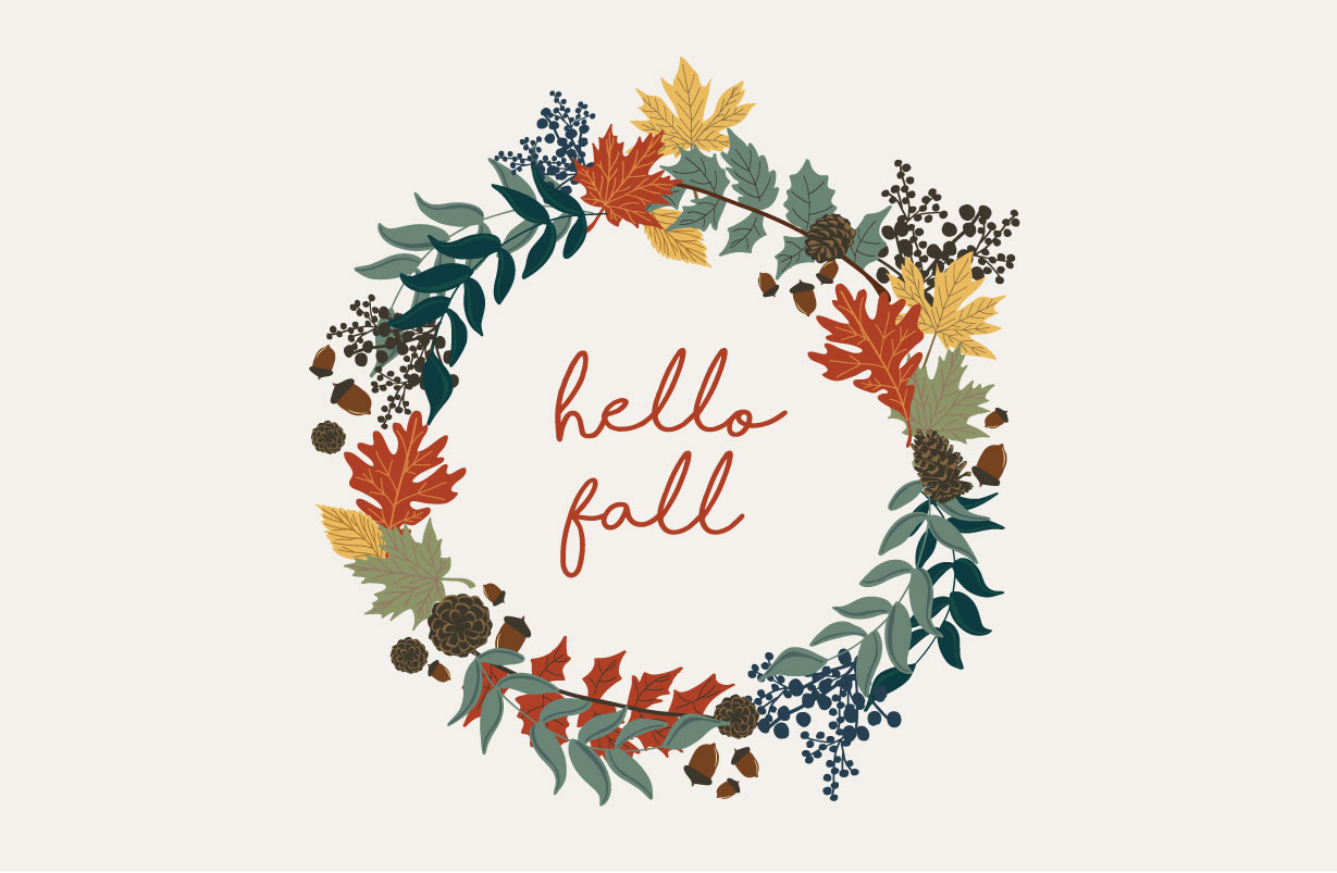 Hello Fall Freebie October 2017 Wallpaper Download Design Works Intl