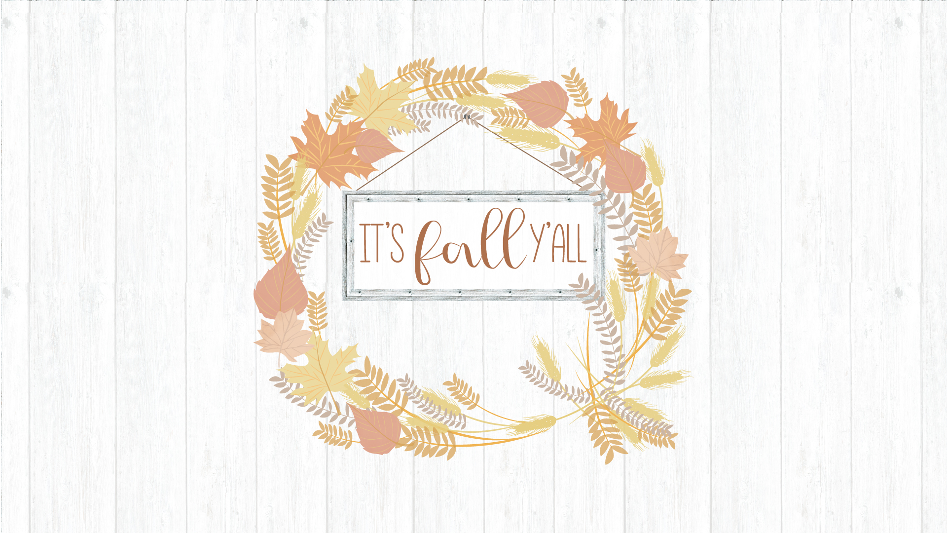 Fall Y All Freebie November 2018 Tech Wallpaper Design